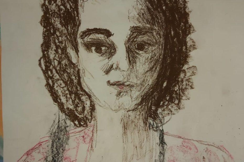 Leonie, portret